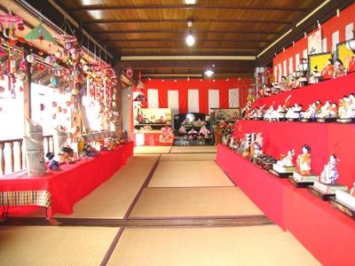 長崎街道 松原宿ひな祭り